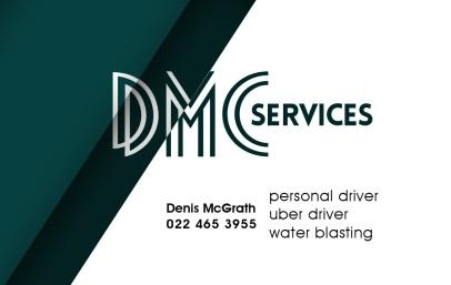 DMC Services Business Card