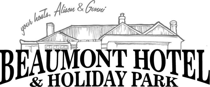 Beaumont Hotel Logo Black