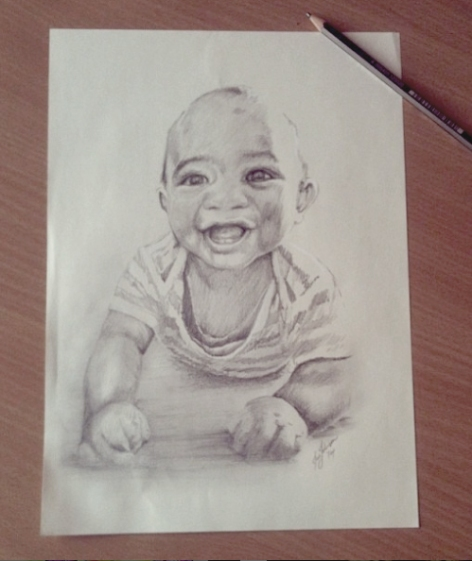 Baby_portrait_drawing