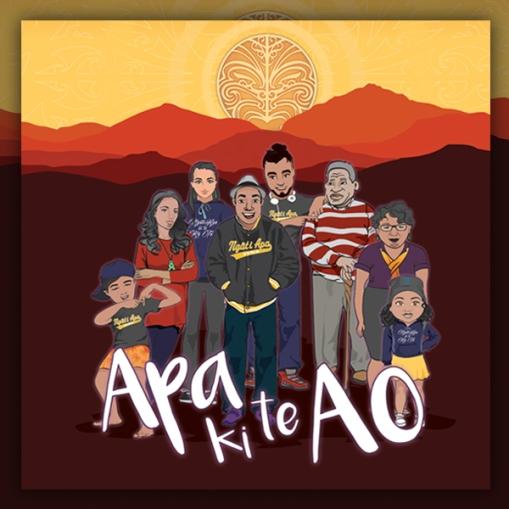 Progressive iwi, Nga Apa ki te Ra To created a whanau resource to help them feel more confident with their culture