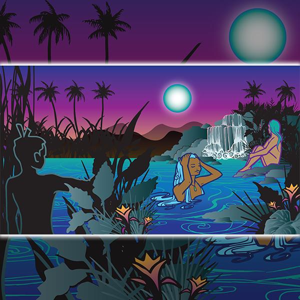 Illustration from Tapuae O Uenuku